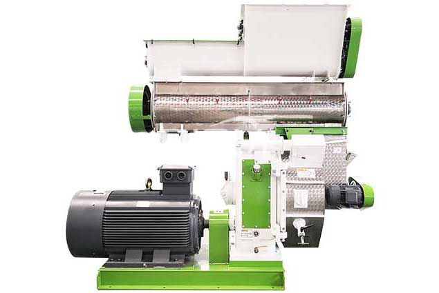 Hemp Pellet Machine
