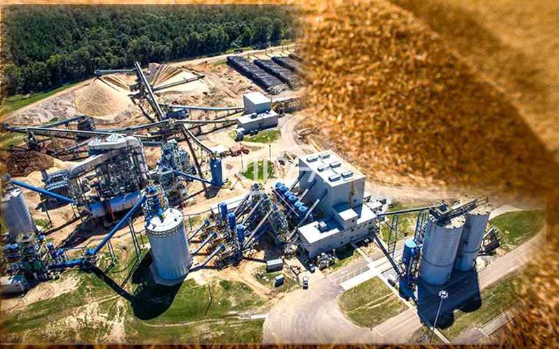 8 Sets of MZLH858 Pellet Mills Are Used in the Construction Project of 100,000 Tons of Biomass Pellet Production Line