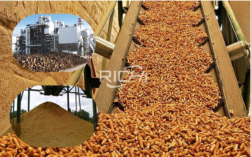 Raw Material Safety Analysis of Thai Wood Pellet Production (Part 2)