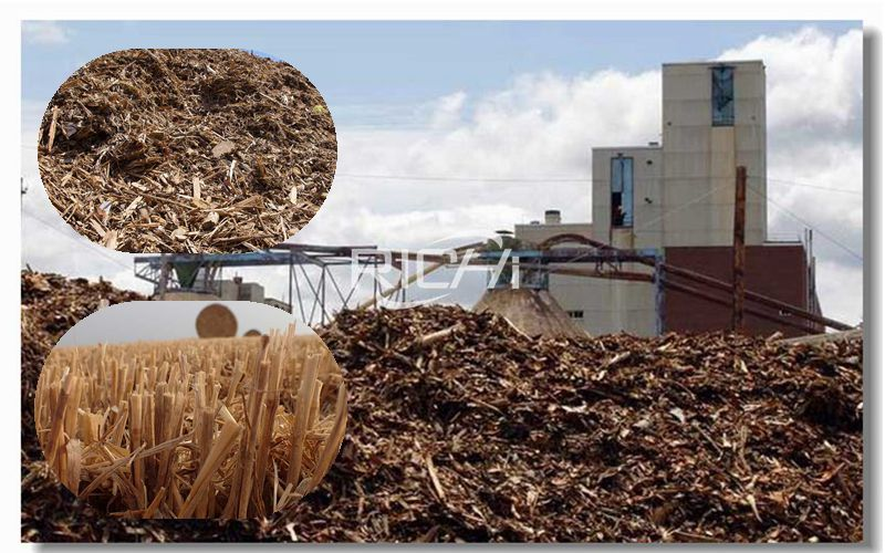 Small and Medium-sized Commercial Biomass Pellet Plant