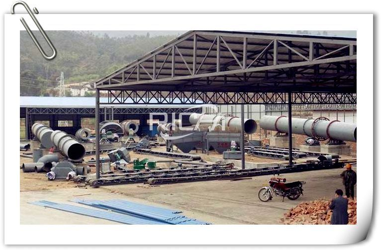 Organic Fertilizer Production Line Project