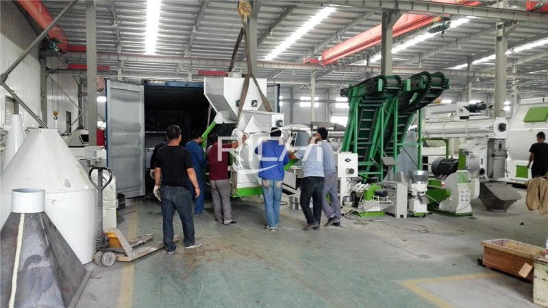 Congolese Customers Order a 1.5t/h Wood Production Line
