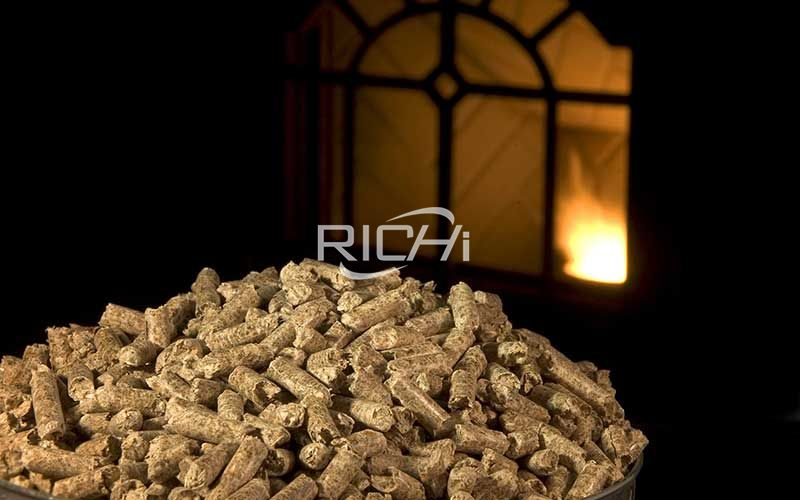 Biomass Pellet Fuel VS Biomass Raw Materials