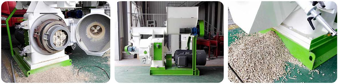 Organic fertilizer pellet machine Show Details