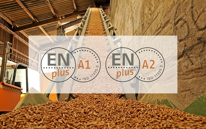 Pellet Specifications and Standards for Biomass Pellet Plants