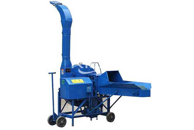 Straw/hay/grass Chaff Cutter Machine