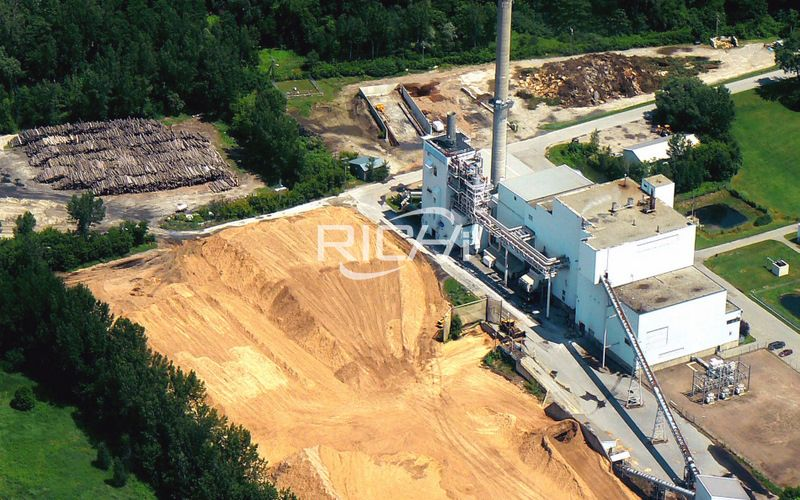 What Are the Types of Biomass Pellet Production Lines?