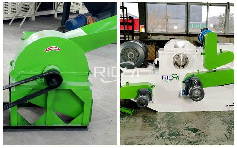 How to Choose the Chipper for Wood Pellet Production Line Project?