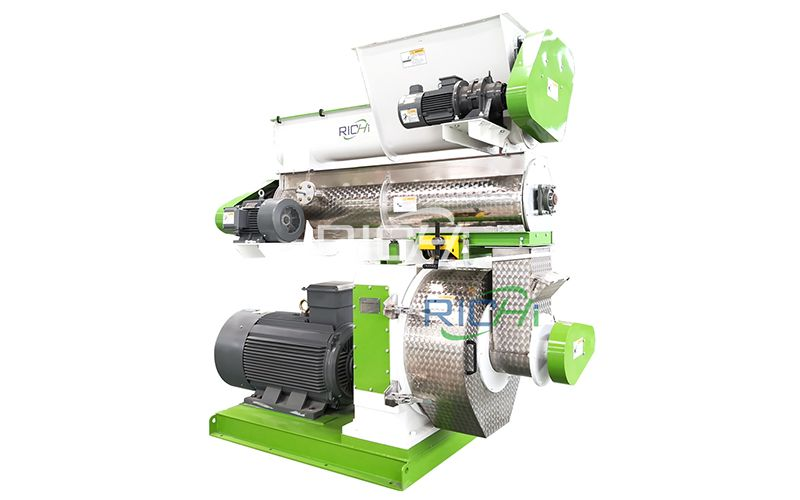 Catalogue With Price List for RICHI Wood Pellet Machines
