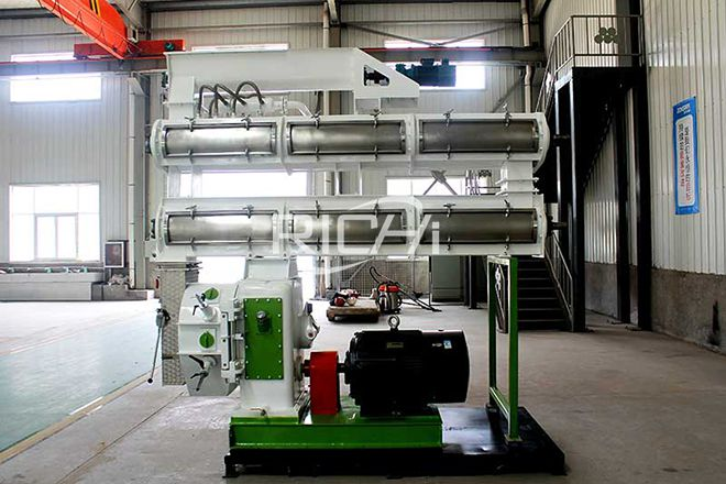 UK 5-6T/H Cat Litter Pellet Mill